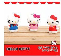 Hello Kitty USB Flash Drives 16GB Red Blue Pink Made in Korea Red And Blue, Usb Flash Drive, Hello Kitty, Korea, Pink, How To Make, Ebay, Pink Hair, Korean