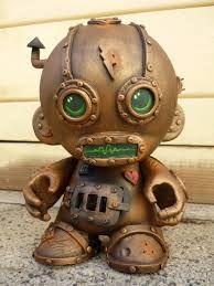 Steampunk ROBOT - Google 検索