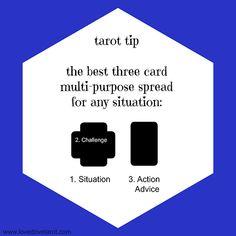 the best multi purpose tarot spread
