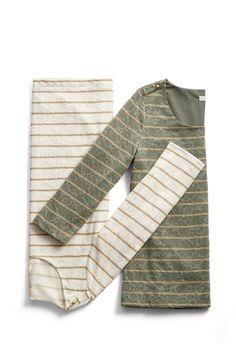 Striped Lace Lani Top #DestinationFabulous #travel #spring #chicos