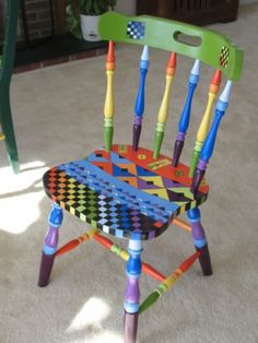 cute chair for the *star student of the week