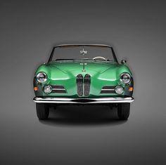 Fine Art of Classic BMW Cars - My Modern Metropolis