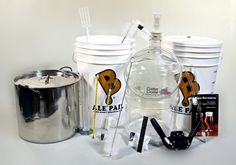 Home Brew Equipment Kit - Beer Making Kit for Beginners