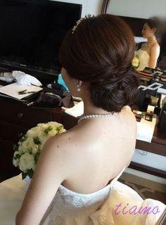 美人花嫁さまの幸せホテルウエディングな一日♡♡