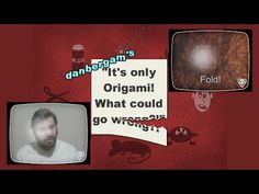 """▶ It's only Origami! What could go wrong?! - """"The History of Origami: The Stone Age"""" (1x07) - YouTube"""