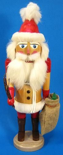German Nutcracker Santa