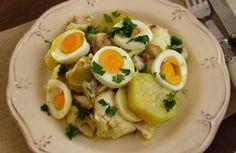 Hake 'à Gomes de Sá'   Food From Portugal