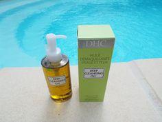 L'huile démaquillante DHC acheté sur Itinéraire Beauté | Comme On Est
