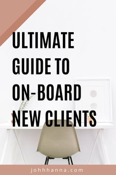 Want to create an effective onboarding process, but don't know where to start? Here is a 6-step checklist to ensure you are set up for success.  #clients #onboarding #newclients #business #marketing #smallbusiness #entrepreneur #freelance