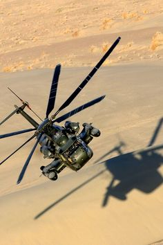 ♠ Sikorsky CH-53 Super Stallion #Military #Helicopter