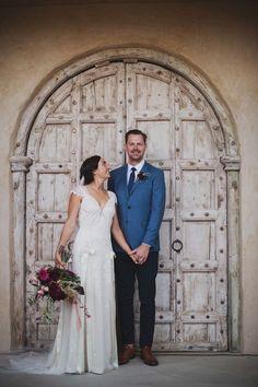 Zoie & Jonno's Summer Adelaide Hills Winery Wedding