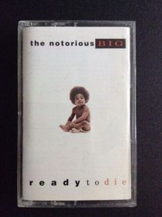 The Notorious B.I.G., Ready To Die, Cassette