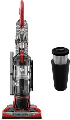 Quick release vacuum wand + extension Rinsable filter Advanced design ensures no loss of suction Washable and reuseable Best Upright Vacuum, Upright Vacuum Cleaner, Vacuum Cleaners, Handheld Vacuum, Hard Floor, Vacuums, Clean House, Filters, Cleaning