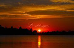 Sunset Photography Landscape Photography Autumn by Ljartdesigns, $7.50