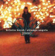 "For Sale - Kristin Hersh Strange Angels - 3-Track Sampler UK Promo  CD single (CD5 / 5"") - See this and 250,000 other rare & vintage vinyl records, singles, LPs & CDs at http://eil.com"