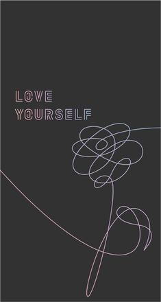 Tagged with wallpaper, love yourself, bts; BTS Love Yourself Wallpapers Pt. Bts Wallpaper Lyrics, K Wallpaper, Wallpaper Quotes, Bts Backgrounds, Bts Lyric, Bts Love Yourself, Bts Drawings, Bts Quotes, I Love Bts