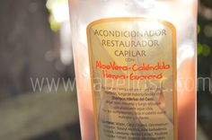 Acondicionador /conditioner/ Henna, guaraná, aloe vera on www.cabellosc.com