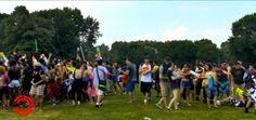 #WaterFightNYC ¡El calor es el enemigo! #StayWet 84.2 °F / 69.8 °F Despejado #diversión #amigos. Por favor no traer globos de agua. Central Park (Great Lawn) Julio 25, 2PM - 5PM  #WaterFightNYC ¡o calor é o inimigo! #StayWet 84,2 °F/ 69,8 °F Apagado #diversão #amigos. Por favor, não traga balões de água. Central Park (Great Lawn) 25 de Julho, 2H - 5H   #WaterFightNYC ¡The heat is the enemy! #StayWet 84.2 °F / 69.8 °F Cleared #fun #friends. Please do no