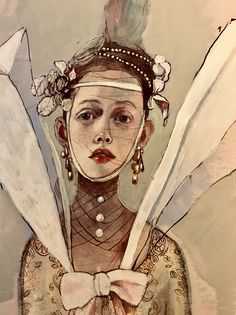 portrait of a madonna summary