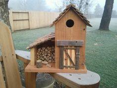 Woodshed Birdhouse