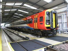 South West Trains - Train Class 159 by South West Trains_, via Flickr South West Trains, British Rail, Diesel, Explore, Style, Diesel Fuel, Swag, Outfits, Exploring
