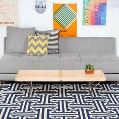 Love the carpet!