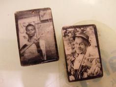 liquid emulsion photography on wood Nostalgia, Polaroid Film, Memories, Wood, Photography, Memoirs, Souvenirs, Photograph, Woodwind Instrument