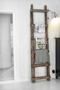 DIY: Escaleras de mano