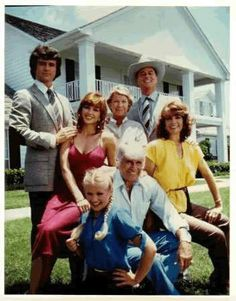 Original cast of Dallas