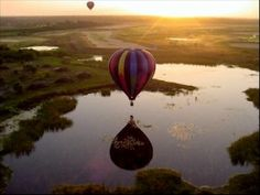 Go on a Hot Air Balloon Ride. I want to but I think I would be afraid LOL