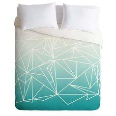 Mareike Boehmer Simplicity 1 Duvet Cover   DENY Designs Home Accessories