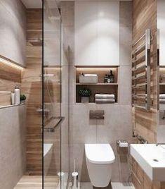 WC & Badezimmer Renovierung - Koupelny - # Renovierung - home design - Small Bathroom Colors, Modern Bathroom Design, Bathroom Interior Design, Toilet And Bathroom Design, Bathroom Designs, Toilet Design, Interior Livingroom, Interior Modern, Interior Paint