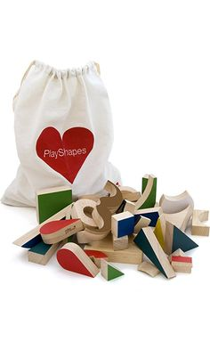 Miller Goodman PlayShapes Building Blocks Best Price