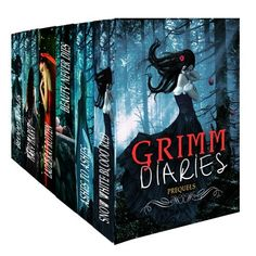 The Grimm Diaries Prequels volume 1- 6: Snow White Blood Red, Ashes to Ashes & Cinder to Cinder, Beauty Never Dies, Ladle Rat Rotten Hut, Mary Mary Quite Contrary, Blood Apples by Cameron Jace, http://www.amazon.com/dp/B00AA4JIWC/ref=cm_sw_r_pi_dp_BOl8qb1PFGF4A