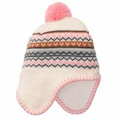 Knit Pilot Hat
