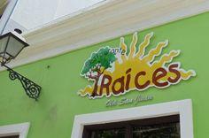 raices restaurant old san juan - Google Search