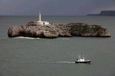 Mouro Island Lighthouse