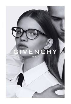 Stella Lucia for Givenchy SS 2015 Eyewear Campaign