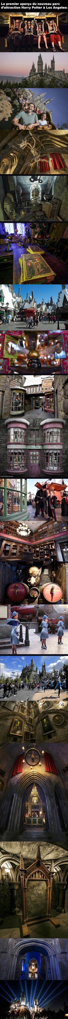 Harry Potter à Los Angeles