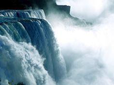 Fotobehang - Waterval - Niagara 1