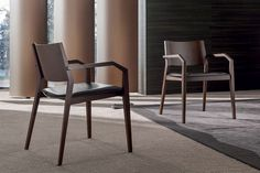 Shu chair, design Alessandro Dubini for i4Mariani