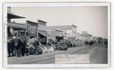 conquete ouest americain histoire wild far ouest 10 A la conquête de lOuest Américain  photo photographie histoire