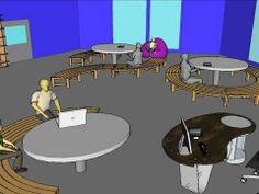 Lokaal van de toekomst - YouTube voor meer informatie zie: http://www.7di045.nl