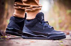http://SneakersCartel.com The Air Jordan 3 Black Cat May Be Getting The Retro This Holiday Season #sneakers #shoes #kicks #jordan #lebron #nba #nike #adidas #reebok #airjordan #sneakerhead #fashion #sneakerscartel