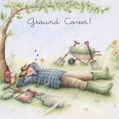 Cards » Ground Cover » Ground Cover - Berni Parker Designs