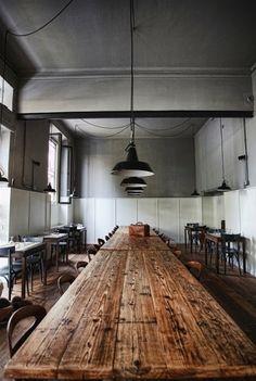French By Design restaurant U Barba Milan Italy