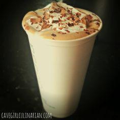 Peppermint Mocha Bulletproof Coffee