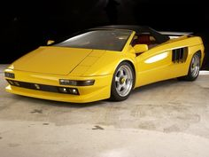 Download Wallpaper yellow cars vehicles yellow cars cizeta moroder v16t cizeta automobili -14359-40