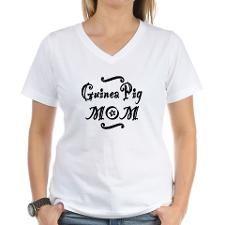 Guinea Pig MOM Shirt