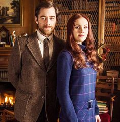 "Roger and Bree - ""Dragonfly in Amber"" finale ep"